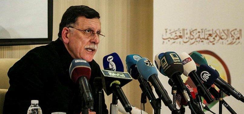 LIBYAS GNA NOT TO RETURN TO GENEVA TALKS: TOP OFFICIAL