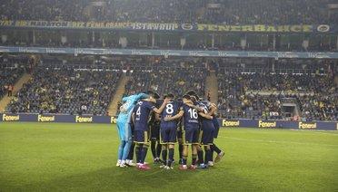 Fenerbahçe Maça Tutunamıyor