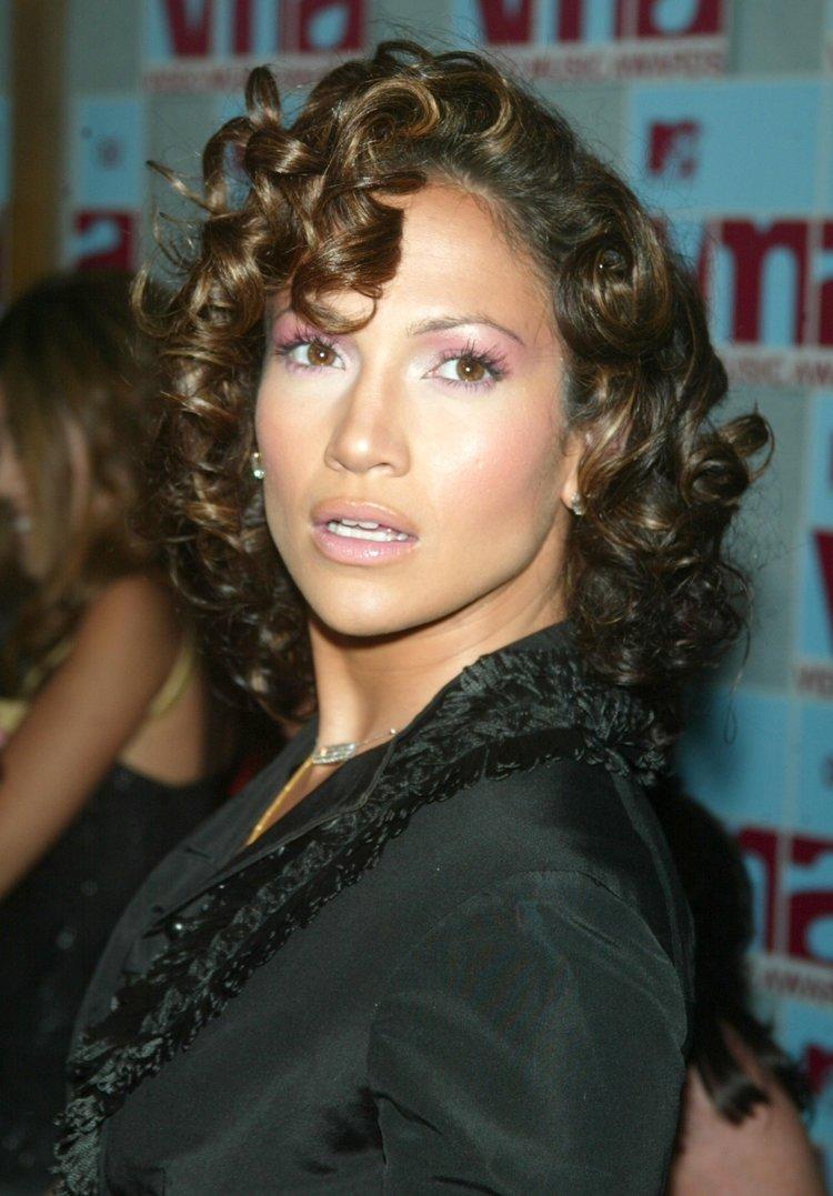Jennifer Lopez Saç Stili Dosyası