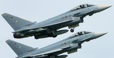 2 German Eurofighter jets collide midair