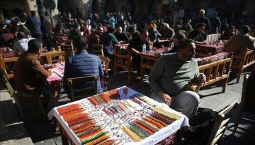 Sabır arayanlar Osmanlı yadigarı handa buluşuyor