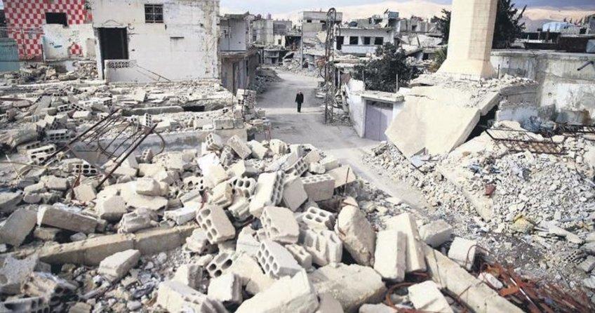 Suriye'de ihlale ateşle karşılık