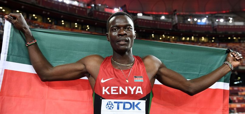 KENYAS WORLD CHAMP HURDLER NICHOLAS BETT KILLED IN CAR CRASH