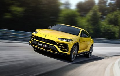 Lamborghini Urus resmen tanıtıldı