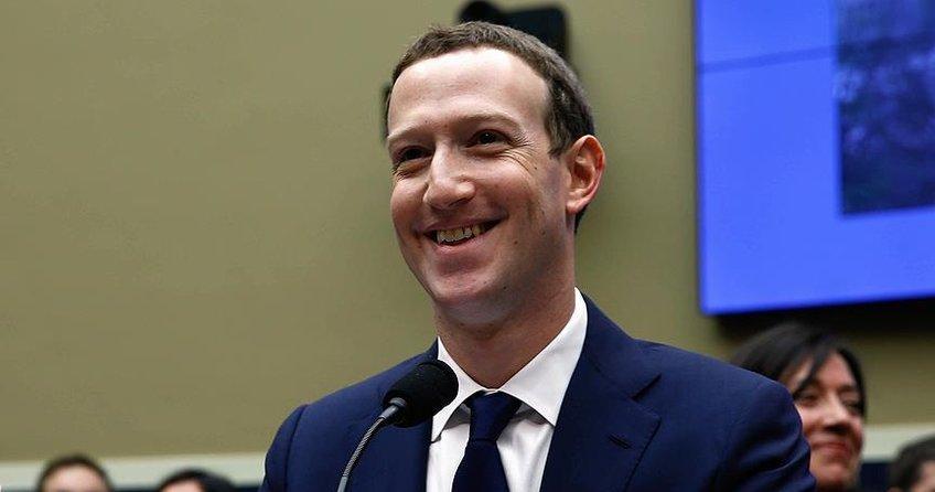 Skandal Zuckerberg'e yaradı!