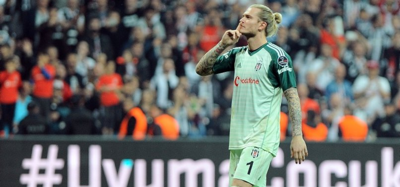 KARIUS LOAN SPELL AT BEŞIKTAŞ COMES TO EARLY END
