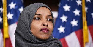 Ilhan Omar blasts Republican senator for racist Facebook post