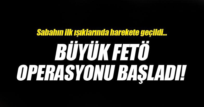 Kayseri Erciyes Üniversitesi'nde FETÖ operasyonu