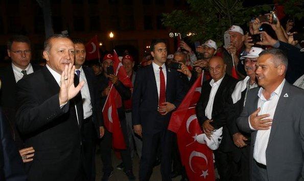 Cumhurbaşkanı Erdoğan, Muhammed Ali'nin cenaze töreni için ABD'de
