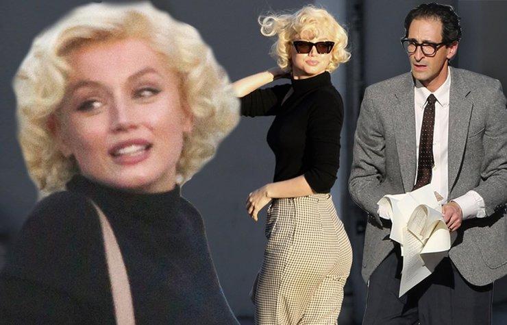 Andrew Dominik'in Marilyn Monroe Biyografisi 'Blonde', 2022'ye Ertelendi