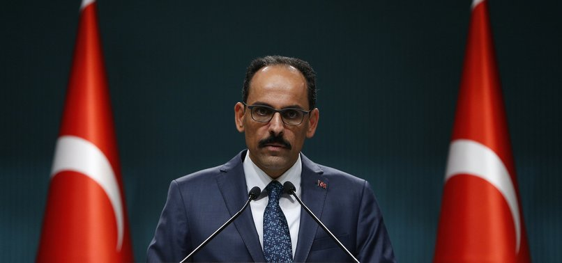 US CANT BE ALLIES WITH TERRORISTS, MUST HONOR PARTNERSHIP WITH TURKEY, PRES. SPOX SAYS