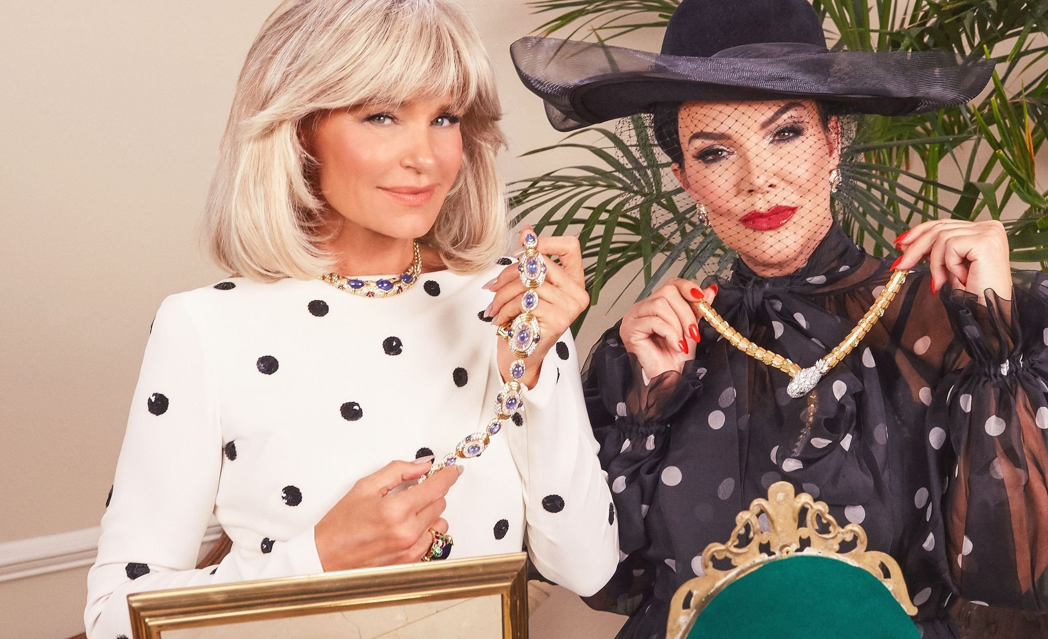 Süper anneler Yolanda Hadid ve Kris Jenner'dan tüyolar