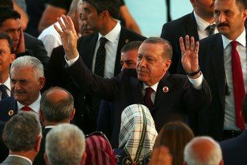 AK Partinin 16. kuruluş yıl dönümünden kareler