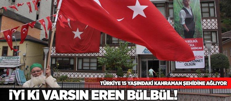 Türkiye 15 Yaşındaki Kahraman Şehidine Ağlıyor