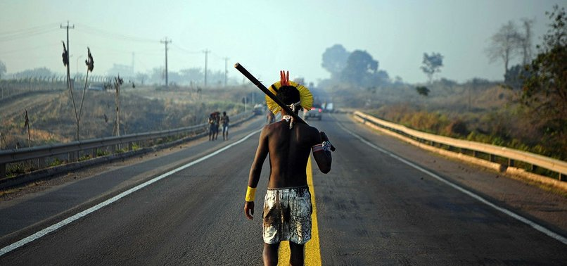 BRAZILS TOTAL CORONAVIRUS DEATHS TOP 170,000