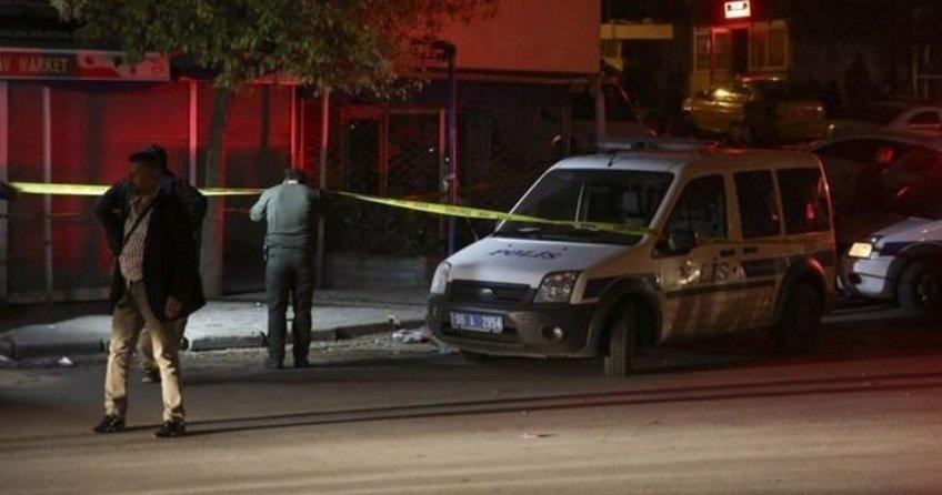 Başkent'te polise hain saldırı!