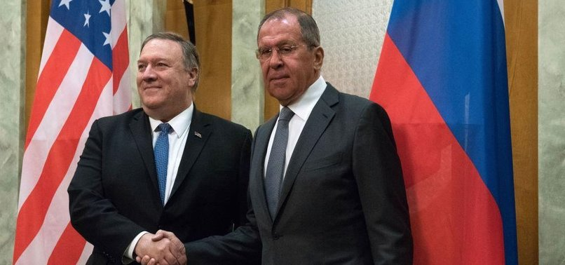 TOP RUSSIAN, US DIPLOMATS TO MEET IN WASHINGTON