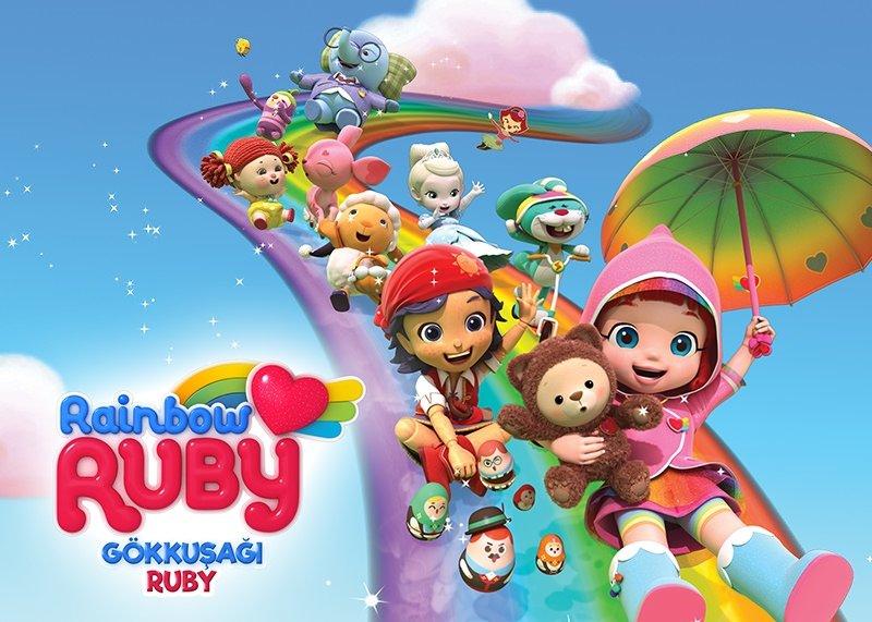 Gökkuşağı Ruby