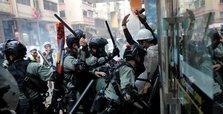 HK's last British leader: China pursuing 'Orwellian' agenda
