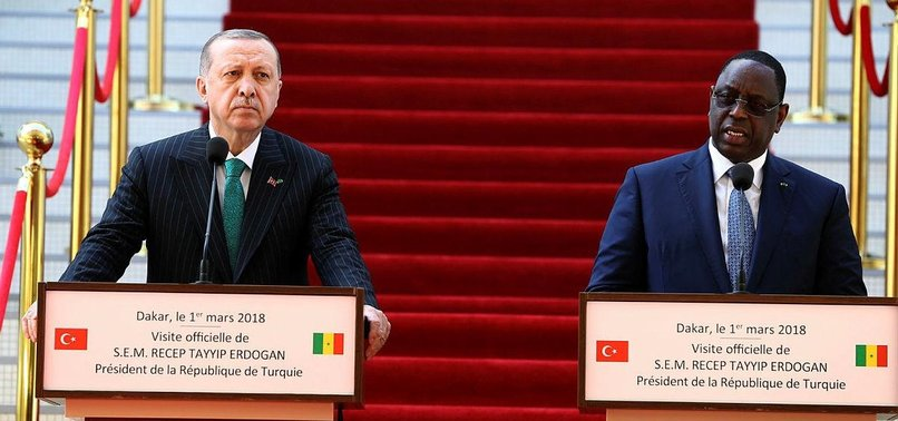 TURKEY, SENEGAL TO CONTINUE COOPERATION AGAINST FETO