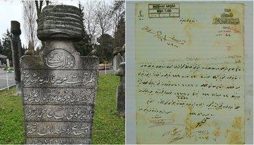 Sultan 2. Abdülhamidin Çinli Hocasının Kayıp Mezar Taşı Bulundu