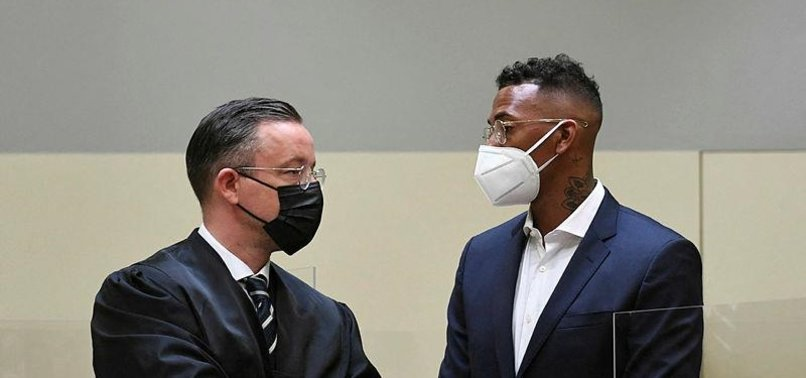 Germany star Boateng in court in Munich to face assault