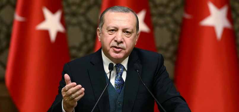 TURKEYS ERDOĞAN REJECTS OPPOSITION CALL FOR CONTACT WITH ASSAD