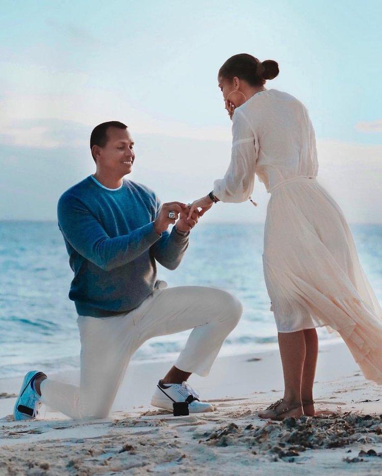 Jennifer Lopez'in nikahına Türk imzası!