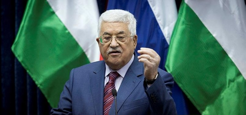 PALESTINIAN PRESIDENT DECIDES TO CHANGE HIS GOVERNMENT