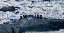 Turkish Coast Guard rescues 83 stranded migrants