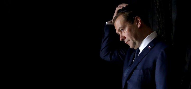 PUTIN ANNOUNCES CONSTITUTIONAL REFORM, HIS PM STEPS DOWN