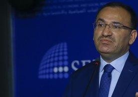 Adalet Bakanı Bozdağ: Tam bir faşist uygulama