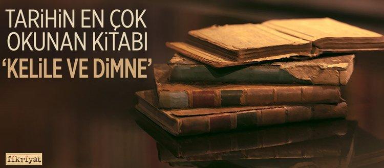 Tarihin en çok okunan kitabı Kelile ve Dimne