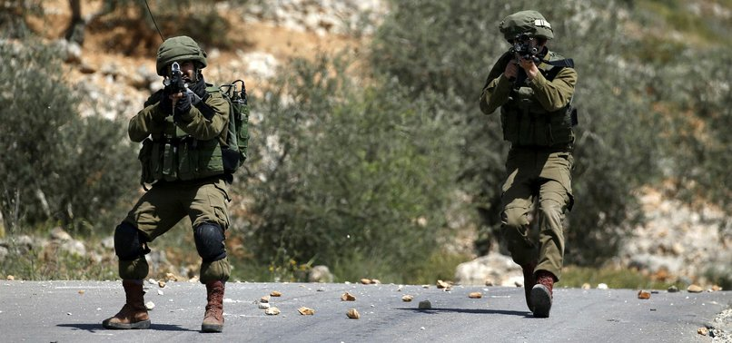 PALESTINIAN CIVILIAN MARTYRED BY ISRAELI FIRE IN OCCUPIED WEST BANK