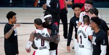 Lillard, Blazers rally past Nets to clinch play-in spot