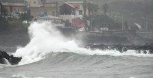 Typhoon Jangmi strikes South Korea