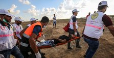 Injury toll climbs to 130 in Israeli gunfire in Gaza