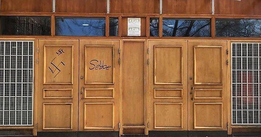 Stockholm Camisine yine ırkçı saldırı