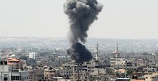 Israel hits Gaza Strip, killing Palestinian, injuring 3