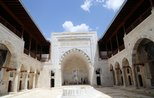 Seljuk-era Blue Madrasa opens to visitors in Turkey's Sivas after restoration