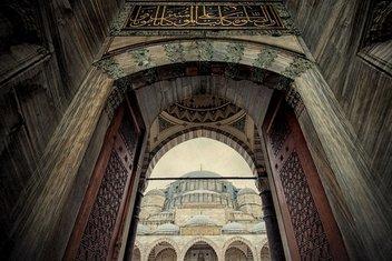 Süleymaniye'ye açılan kapılar