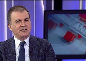 AB Bakanı Ömer Çelik A Haber'de flaş açıklama