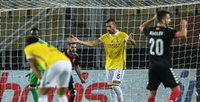 Vardar defeats Fenerbahçe 2-0 in Europa League playoffs