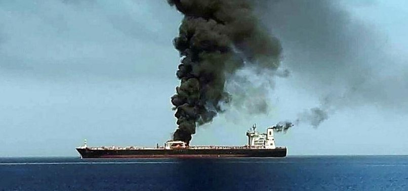 NO PROBLEM WITH SUPPLIES AFTER TANKER ATTACKS: JAPAN