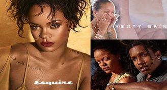 Rihanna Fenty Skini erkeklerin de kullanabileceğini duyurdu