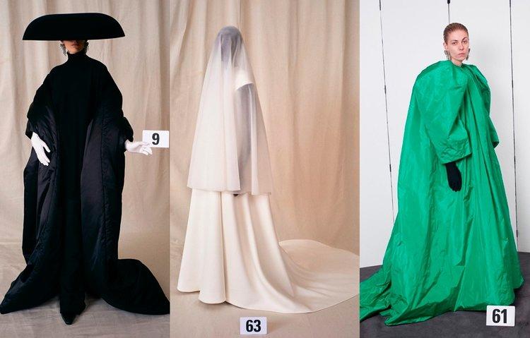 53 Yıl Sonra Yeniden: Balenciaga Couture