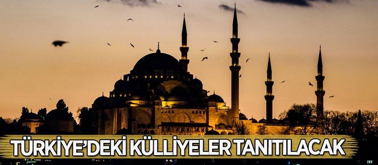 Türkiyedeki külliyeler için tanıtım atağı