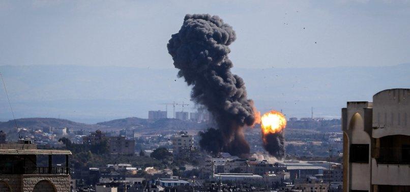 ISRAELI AIRSTRIKE KILLS 3 BOYS AGED 12 -14: GAZA MEDICS