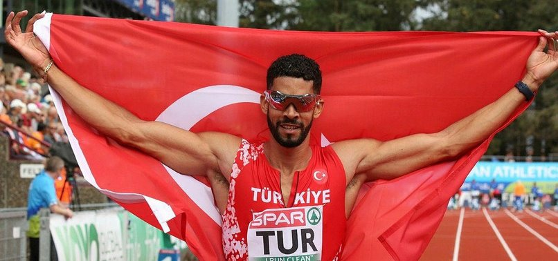 TURKISH ATHLETE ESCOBAR WINS 400M HURDLES IN DIAMOND LEAGUE