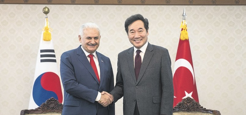 TURKEY, SOUTH KOREA LOOK TO CAPITALIZE ON FREE TRADE AGREEMENT, BOOST SERVICE TRADE